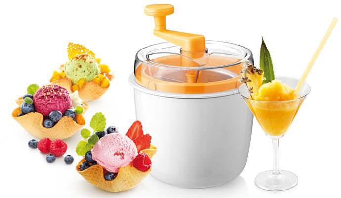 gelati e ghiaccioli
