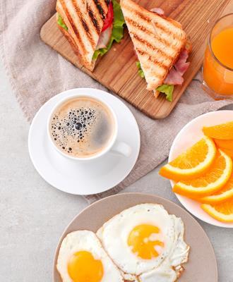 Tutto per la colazione