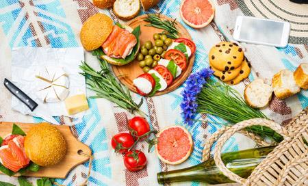 Voglia di picnic all'aperto