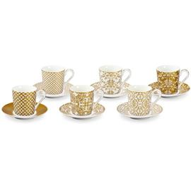 ESPRESSO CUP WITH SAUCER, Empire