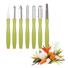 SET DECORATORI PER FRUTTA E VERDURA
