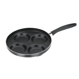 FRYING PAN WITH 4 DIMPLES