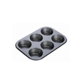 MUFFIN PAN, 6 MUFFINS