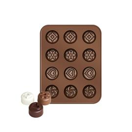 CHOCOLATE MOULD SET MIX