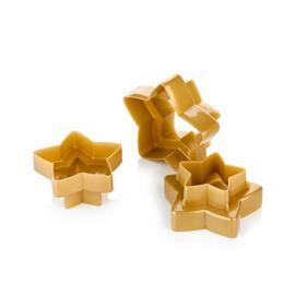 DOUBLE-SIDED COOKIE CUTTERS, STAR