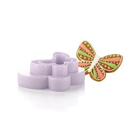 DOUBLE-SIDED COOKIE CUTTERS, BUTTERFLIES