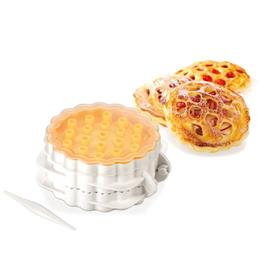 FILLED LATTICE PASTRY MAKER