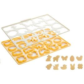 EASTER COOKIE CUTTING SHEET