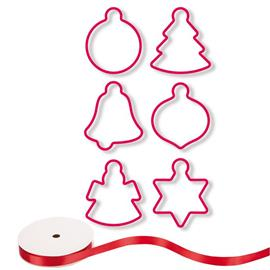 COOKIE CUTTER ADVENT CALENDAR