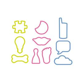 FUNNY COOKIE CUTTERS