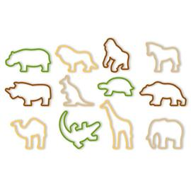 COOKIE CUTTERS ZOO KIDS