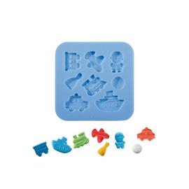 SILICONE MOULDS FOR BOYS
