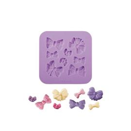 SILICONE MOULDS LITTLE BOWS