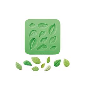 SILICONE MOULDS LITTLE LEAVES