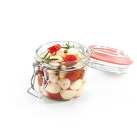 PRESERVING JAR WITH FLIP-TOP CLOSURE 200 ML
