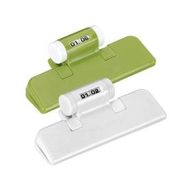 BAG CLIP WITH DATER