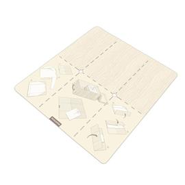 CLOTHES FOLDING BOARD, LARGE