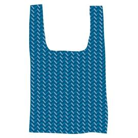 SHOPPING BAG, BLUE