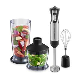 IMMERSION BLENDER WITH ACCESSORIES
