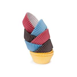 COLOURED PAPER BAKING CUP