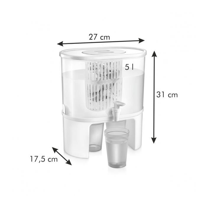 DRINK DISPENSER WITH INFUSION