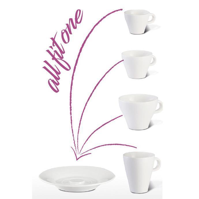 TAZZA CAFFE' slim