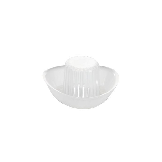 PLASTIC FUNNEL WITH FILTER