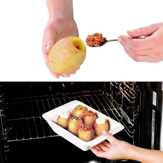 STUFFED POTATO CORER