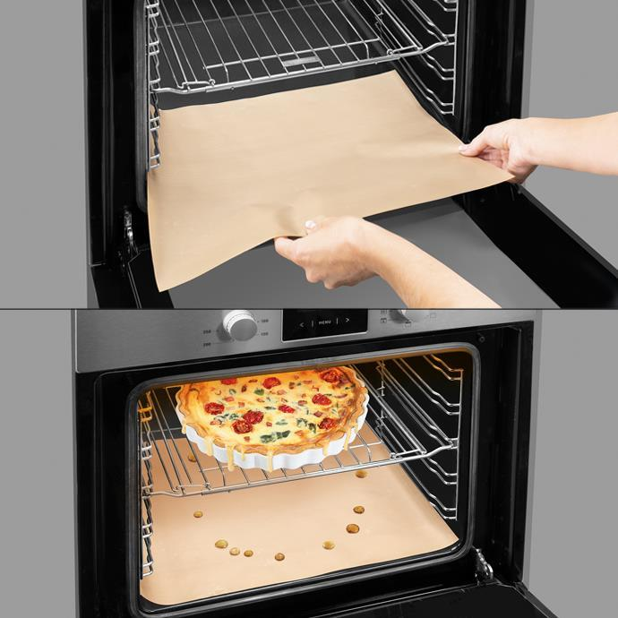 PROTECTIVE OVEN MAT