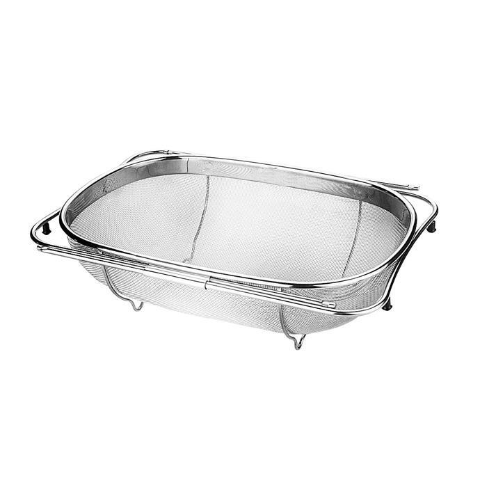 EXTENDIBLE DRAINING BASKET