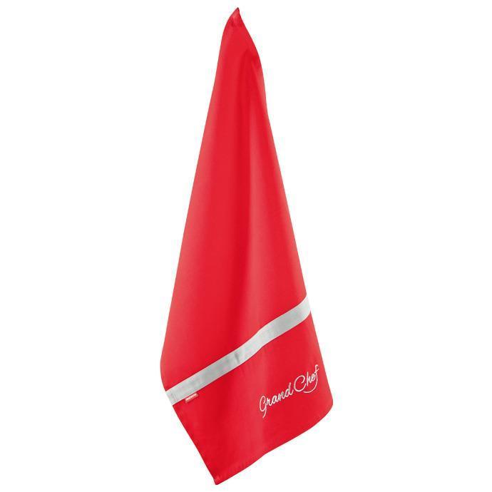 KITCHEN CLOTH, RED