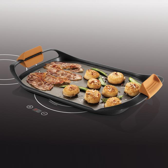 SMOOTH GRILLING PAN