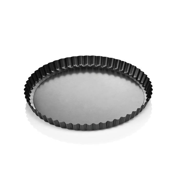 WAVY EDGE PAN WITH REMOVABLE BOTTOM