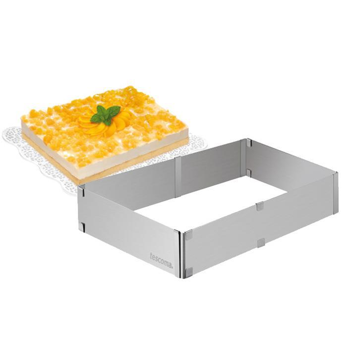 RECTANGULAR  ADJUSTABLE BAKING FRAME