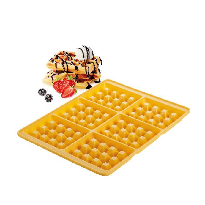 STAMPO PER 6 WAFFLE