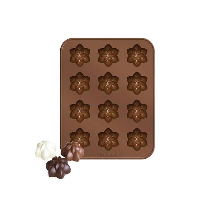 CHOCOLATE MOULD SET LITTLE STARS