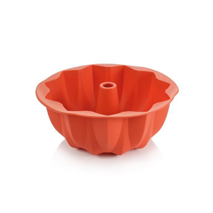 TALL BUNDT PAN, ROSETTE