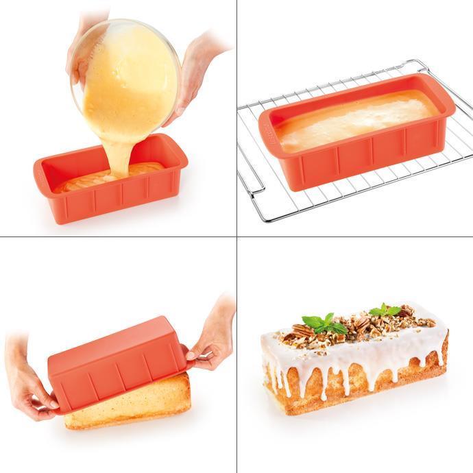 STAMPO PLUM CAKE