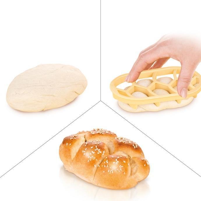 GERMAN-STYLE/BRAIDED BREAD MAKER