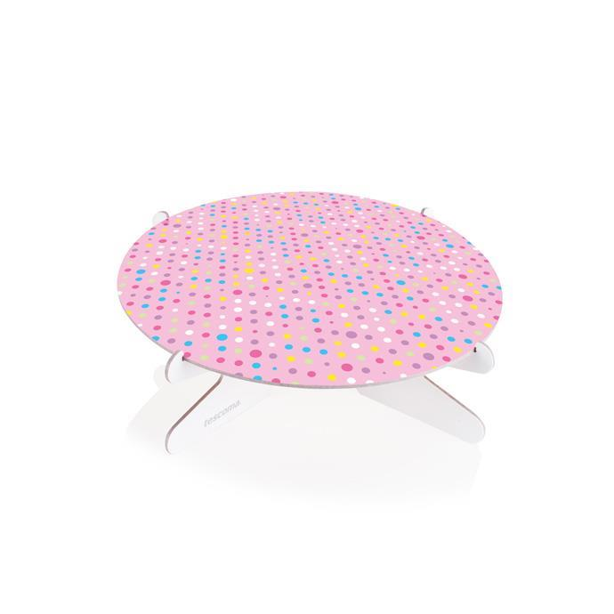 CAKE STAND, DOTS