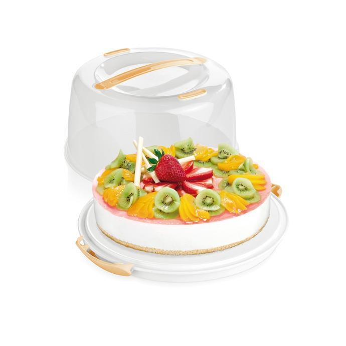 ROUND COOLING TRAY WITH LID