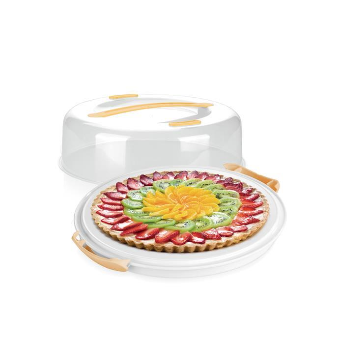 COOLING TRAY WITH LID, LOW