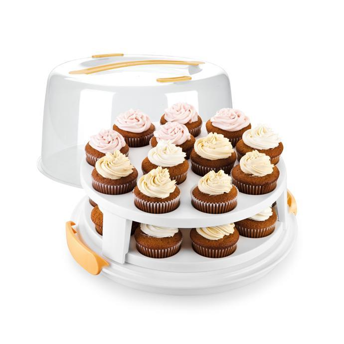 MUFFIN TRAY WITH LID