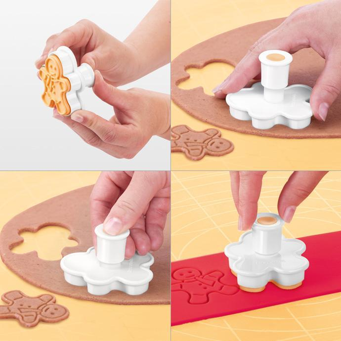 COOKIE CUTTER WITH STAMP