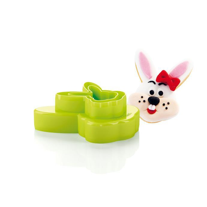 DOUBLE-SIDED COOKIE CUTTERS, BUNNIES