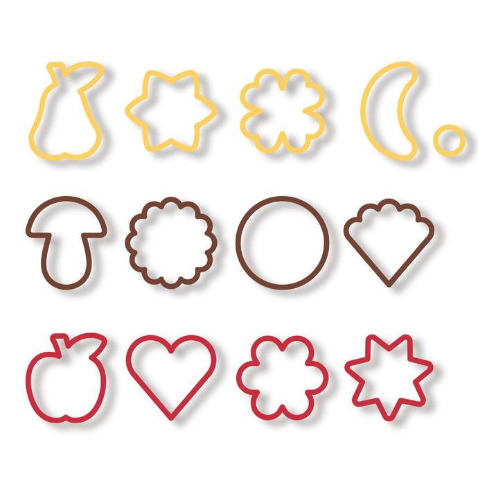 TRADITIONAL COOKIE CUTTERS