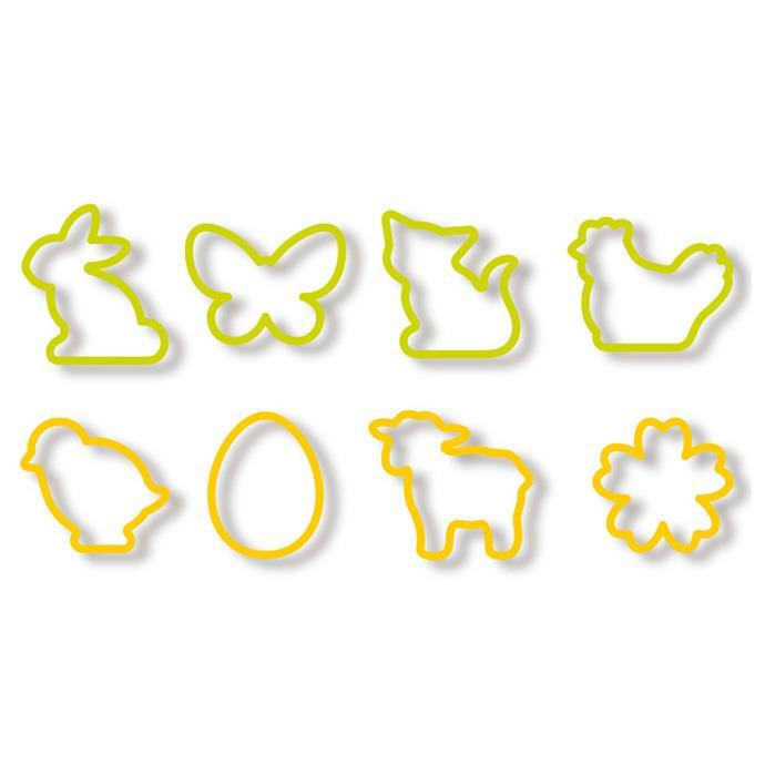 EASTER COOKIE CUTTERS