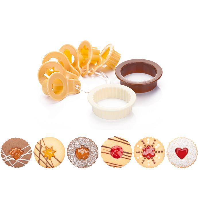 TRADITIONAL SHORTBREAD COOKIE CUTTERS