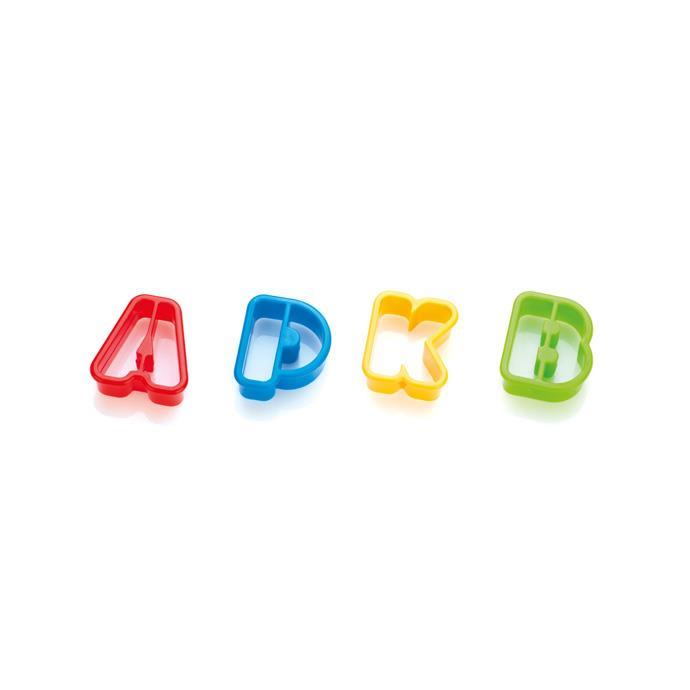 COOKIE CUTTERS ALPHABET
