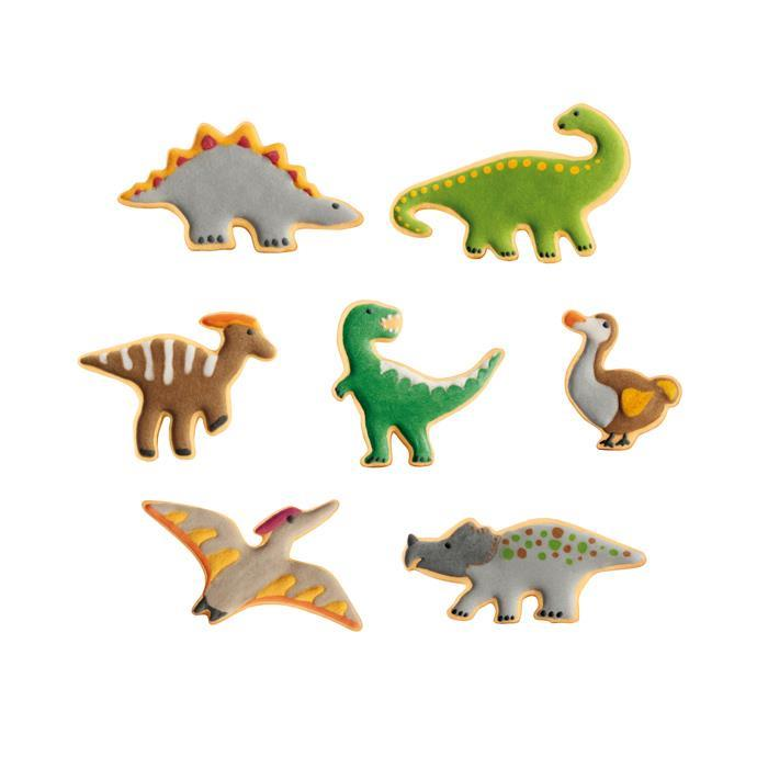 COOKIE CUTTERS, DINOSAURS
